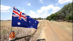 27/01/2018 (Michael Desimone) Tags: michael desimone flickr canon d7 sigma lens lenses summer lemnos 27 01 2018 photogrpahry movie maker piano conover german victoria australia flag union jack southern cross red white blue wind free peace quite country farming dairy orchard fruit irigation water farmer farms farm land fodder grass cows calf calves milk wheat crop hay staw bails shepparton goulburne vally latrobe university phrode microphone omnidirectional interview with rode reporter tascam dr60dmk2