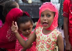 Young girls dressed in colorful way, Lamu County, Lamu Town, Kenya (Eric Lafforgue) Tags: africa africanethnicity blackethnicity children childrenonly colorfuldressing colourpicture cultural culture day eastafrica girls horizontal islam kenya kenyan lamu lamuisland lamu175855 lookingatcamera muslim outdoors photography standing swahili traditionalclothing traveldestination twopeople unescoworldheritagesite veil veiled worldheritagesite lamutown lamucounty ke