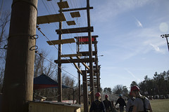 location_19 (vcuoap) Tags: helmets ropescourse teambuilding