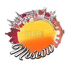 Moscow Landmark Logo Sketch (Hebstreits) Tags: architecture art background banner building business city cityscape design downtown europe graphic illustration kremlin landmark landscape logo modern moscow panorama russia russian sign silhouette sky skyline skyscraper symbol tourism tower travel urban vector white