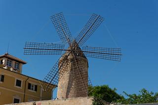 Windmill - Palma - Mallorca