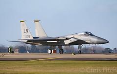 LN AF86 176 (cjf3 - f15tog) Tags: thegrimreaper f15c usaf usaflakenheath 42ndfighterwing libertywing crew runway fireextinguisher