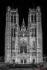 Catedral de San Miguel y Santa Gúdula B&W (www.jmproducciones.es) (JMProducciones84) Tags: brussel brusselshoofdstedelijkgewest bélgica jmproducciones josemanuelpinillos bruselas catedral catedraldesanmiguelysantagúdula sanmiguel santagúdula arte edificio arquitectura bw blancoynegro
