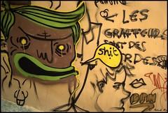 DSC_0566 (Pascal Rey Photographies) Tags: lyon lugdunum digikam digikamusers nikon d60 xrousse croixrousse streetart streetphotography inthestreets murs muros murales fresquesmurales peinturesmurales graffitis graffs graffik graffiti expressionurbaine urbanart urbanphotography peinturesurbaines dada dadaisme surrealiste