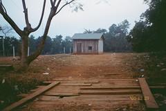 (homesickATLien) Tags: 35mm film art kodak mjuiii olympus analog expired travel asia cambodia rural remote countryside motion movement backpacking backpacker khmer solitude isolation