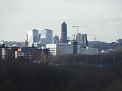 Skyline of Utrecht (harry_nl) Tags: netherlands nederland 2018 utrecht deuithof skyline domtoren stadskantoor