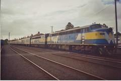 B61 S311 Warrnambool (tommyg1994) Tags: west coast railway wcr emd b t x a s n class vline warrnambool geelong b61 b65 t369 x41 s300 s311 s302 b76 a71 pcp bz acz bs brs excursion train australia victoria freight fa pco pcj