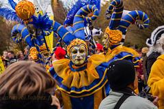 carnaval de Binche 2018 (louis.labbez) Tags: 2018 binche belgique labbez carnaval folklore chapeau gras maquillage carnival masque travesti carnavaleux masquelour chant foule tradition hainaut février défilé déguisement déguisé fête grimé portrait regard flickrcarnival