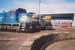 T369 T356 T357 South Dynon (tommyg1994) Tags: west coast railway wcr emd b t x a s n class vline warrnambool geelong b61 b65 t369 x41 s300 s311 s302 b76 a71 pcp bz acz bs brs excursion train australia victoria freight fa pco pcj