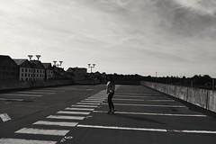 Heureuse et libre (sachacornu) Tags: blackandwhite black chartres children chinese photography photo nikon shoot parking sunrise sun summer nice france girl fre expressyourself