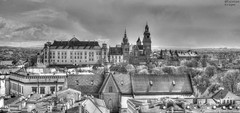Wawel137_8_9_tonemapped.jpg (Torsten Krüger Photography) Tags: wawel castle wawelcastle krakau krakow polen poland europe palace architecture building buildings landmark roof roofs houses viewpoint bw blackandwhite royal coimbra beirralitoral portugal