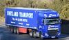 SH67EZE  DFDS Shetland Transport, Lerwick (highlandreiver) Tags: sh67eze sh67 eze dfds shetland transport lerwick daf truck lorry wagon haulage fridge freight m6 wreay carlisle cumbria