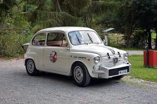 Fiat Abarth 850 TC