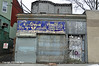 Fortified Against The Modern World (Trish Mayo) Tags: storefronts signs oldsigns survivingsignage crotona bronx andreatelevision andreaelectronicscompany history