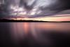 cloud (blaendwaerk) Tags: småland fujifilm xt2 schweden sweden sverige water wasser landscape landschaft 16mm steg blue himmel sky cloud wolken dark dunkel black schwarz evening abend sunset sonnenuntergang