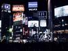 Commercial..... (mukramin) Tags: japan neon lights commercial panasonic dmcgm1 lumix bilboard asia azie tokyo tokio edo ikon forever 21 euphoria starbucks coffee colorful monster sibuhya crossroad people