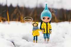 Coraline & my Hardy♥
