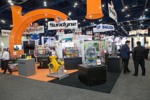 Sundyne Booth Wide View