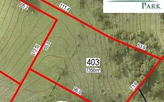 Lot 403 Cameron Park, McLeans Ridges NSW