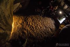 Winter solstice sunset Dowth (mythicalireland) Tags: dowth sunset setting sun winter solstice light beam illumination sunbeam warm chamber stone age megalithic cairn passagetomb chambered doorway entrance passage shortest day boyne valley ireland
