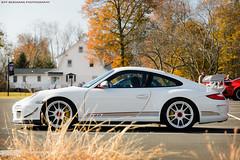 Porsche 911 GT3 RS (Jeff_B.) Tags: car cars automobile extotic exotics fast carsandcaffe croissants newjersey auto classic sportscar chatham carphotography porsche 911 gt3 gt3rs german germancar rs rennsport