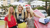 Christmas snaps - Burleigh Heads #9 (BAN - photography) Tags: attractivegirls surfergirls park d850 burleighheads surfboard christmas caps blondes