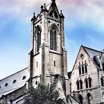 Scranton Pennsylvania  ~ St. Luke's Episcopal Church ~ Historic Structure thumbnail