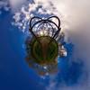 Spottup Borg (HamburgerJung) Tags: denmark dänemark spottrup borg burg castle garden garten pentax k3 da1017 nn5 nodalninja hugin planet littleplanet stereographic