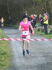 2017 088 Lough5Run Ladies Winner