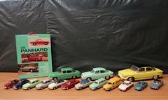Petite question:  Quelle est ma marque de voiture préférée? (Jack 1954) Tags: voiture miniature car old collection panhard ancêtre