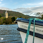 Boat to Inchmahome Priory thumbnail