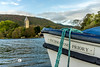 Boat to Inchmahome Priory (Jean D. Photography) Tags: inchmahome priory scotland trossachs loch boat scottish heritage ecosse lac church sony alpha a7ii fe28mm 28mm autumn fall eglise abbaye prieure tree