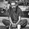 you talk so hip (Mick Steff) Tags: hippy dreadlocks headphones male urban street portrait people