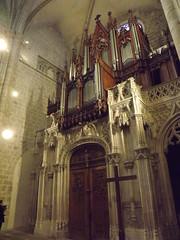 Montbrison: la collégiale (Vincentello) Tags: montbrison collégiale orgues