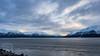 Moody Sky (fentonphotography) Tags: alaska dramaticclouds turnagainarm chugachmountains snowcappedmountains water kenai landscape seascape