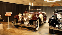 1932 Packard Twin Six Convertible Victoria by Dietrich (Frankleton Foto) Tags: 1932 cars packard twinsix convertible victoria dietrich