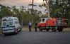 Emergency Services (Eddy Summers) Tags: emergency ermegencyservices firies nswrfs police popo heroes bushfire fire van truck rfs