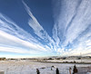 Cirrus Bands (rev) (northern_nights) Tags: cloudscape cirrus clouds cheyenne wyoming