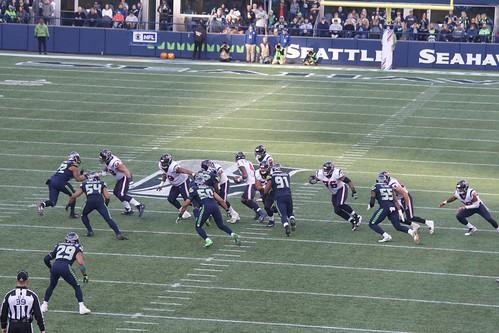 2017 Seahawks vs Texans game