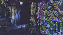 Peeping Tom (Vincent Monsonego) Tags: sony α αlpha alpha ilce7rm2 a7rii a7r2 fe 28mm f2 sel28f20 peeping tom street art tag graffiti tel aviv