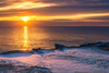 Catching the Morning Light (mhoffman1) Tags: capecod falmouth falmouthharbor falmouthheightsbeach sonyalpha a7riii beach snow sunrise water winter