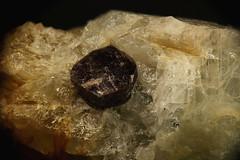 X49.  Lepidoliitti/trilitioniitti, topaasi, lepidolite/trilithionite, topaz (pegmatite96) Tags: lepidolitetrilithionite silicates crystal kristall viitaniemipegmatite eräjärvi finnland mineralspecimens minerals mineralien mineraler sten stensamling kivikerho kiviharrastajat mineraaliharrastajat