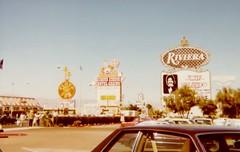 Las Vegas - March 1980 (Stabbur's Master) Tags: nevada lasvegas 1980lasvegas rivierahotel 1980rivierahotel rivieracasino 1980rivieracasino tonyorlando circuscircus 1980circuscircus 1980circuscircushotel 1980circuscircuscasino west westernusa westernus