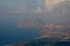 Monte Cofano e il golfo di Bonagia visti dal Castello di Venere ad Erice (costagar51) Tags: trapani sicilia sicily italia italy natura storia