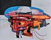 Jim Harris: Variationen und Fuge über ein Thema von W. A. Mozart. (Jim Harris: Artist.) Tags: drawing dessin rysunek contemporaryart cosmos space weltraum abstractart modernart kunst zeitgenössische zeichnung avantgarde