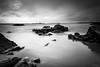Timeless (Kurt Evensen) Tags: sand landscape nature water le rocks norway longexposure beach bw monochrome sea shore sky seascape blackandwhite smooth leefilter