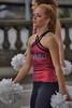 Cheerleaders On Parade (swong95765) Tags: girl cheer cheerleader pompom parade pretty cute uniform
