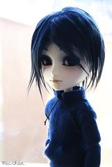 Sou (fliki-mec) Tags: taeyang full custom doll pullip make up boy hook mio kit tan skin blythe dal tae yang