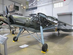 "Fieseler Fi-156 Storch 1 • <a style=""font-size:0.8em;"" href=""http://www.flickr.com/photos/81723459@N04/27504574359/"" target=""_blank"">View on Flickr</a>"