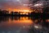 Coucher de soleil (jpto_55) Tags: coucherdesoleil reflet soir crepuscule xe1 fuji fujifilm lac etang lacsoula plaisancedutouch hautegaronne france fujixf35mmf2rwr flickrunitedaward